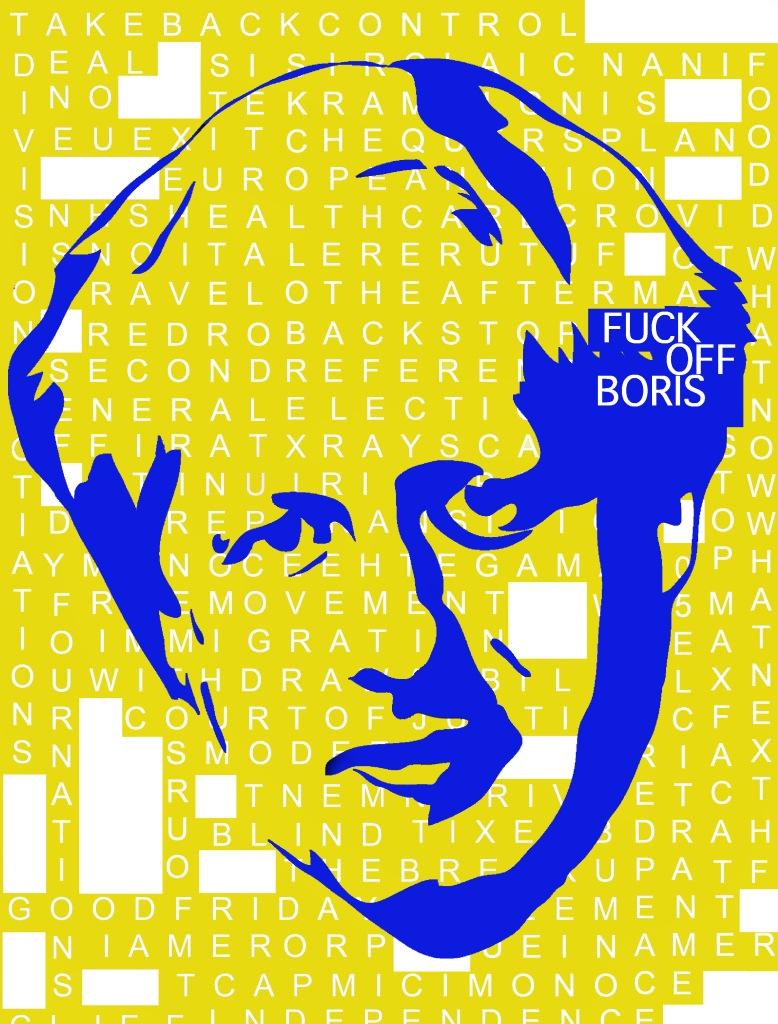 Fuck off Boris