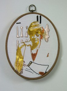 Political Embroidery